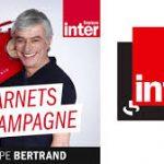 France Inter – Carnets de Campagne  du 04/05/2018